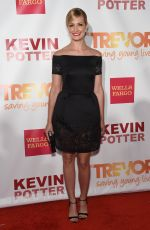 BETH BEHRS at Trevorlive Event in New York