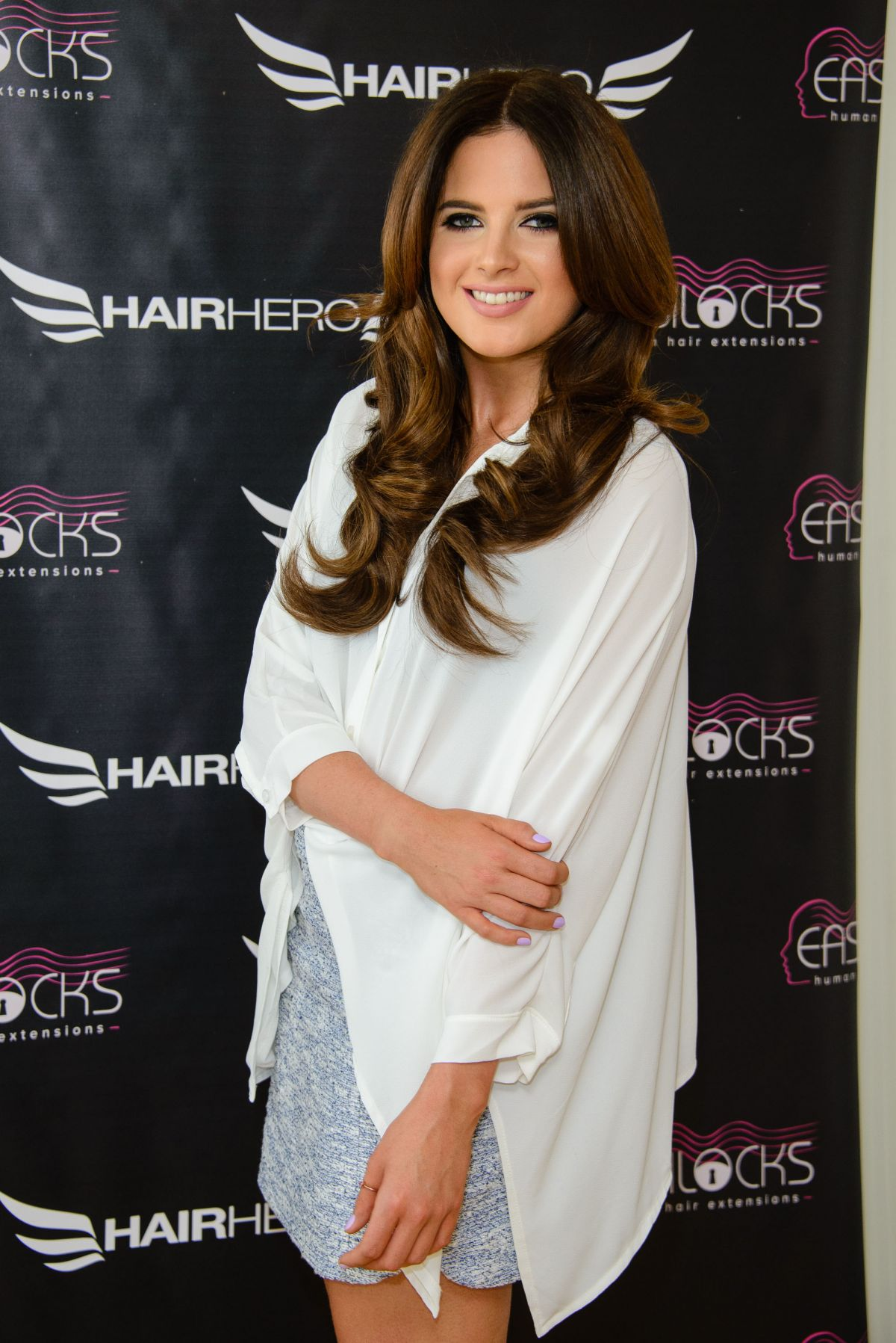 BINKY FELSTEAD Announced as Face of Easilocks in London