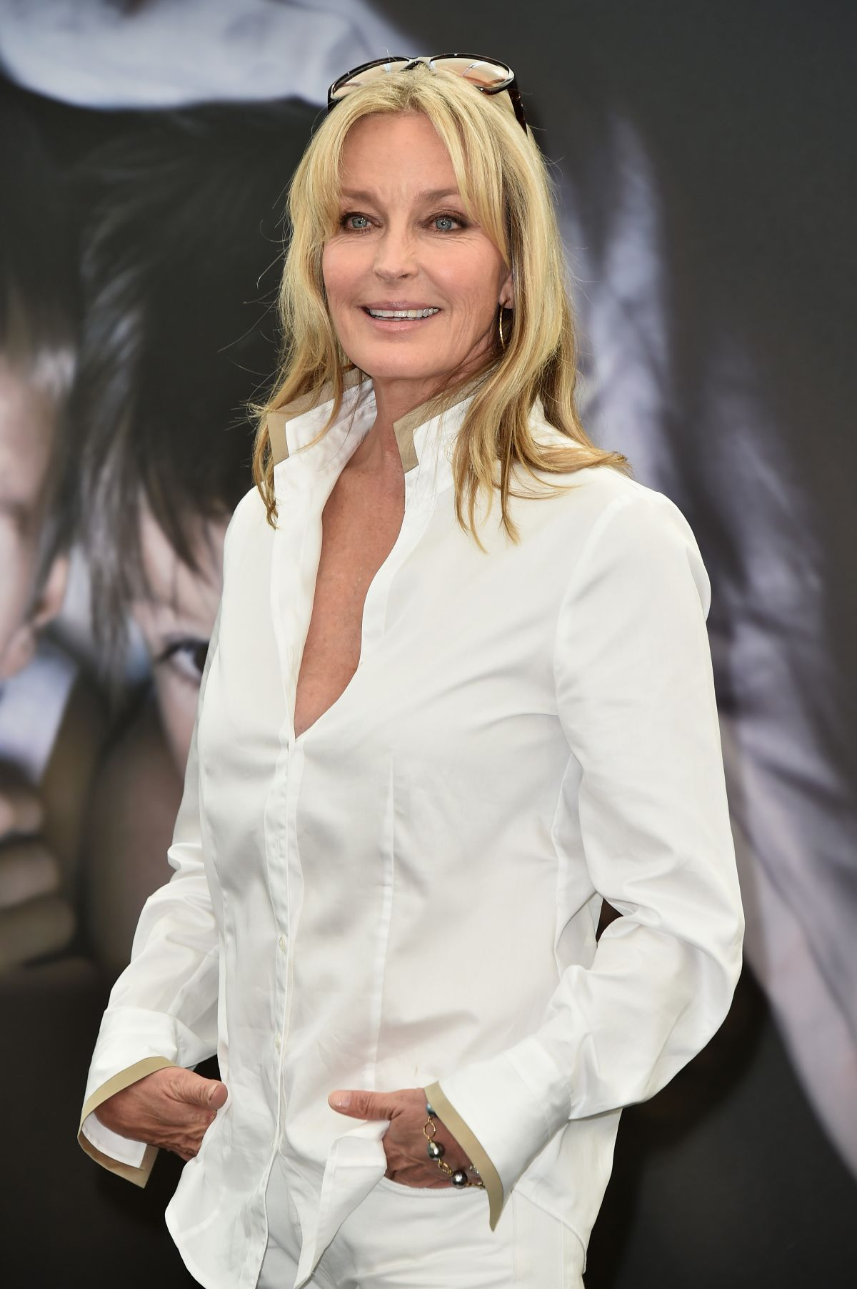 BO DEREK at the 55th Monte Carlo TV Festival in Monte-Carlo