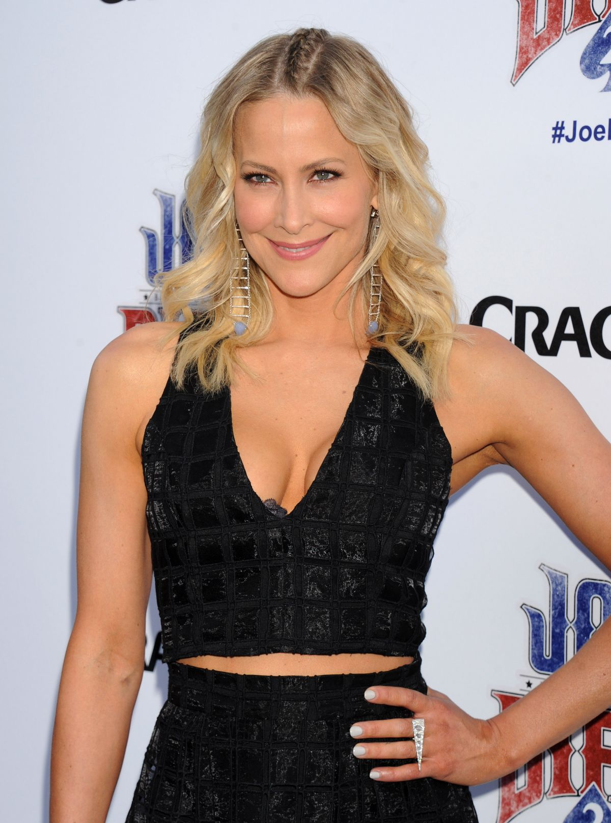 BRITTANY DANIEL at Joe Dirt 2: Beautiful Loser Premiere in Culver City