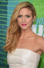 BRITTANY SNOW at 2015 CMT Music Awards in Nashville