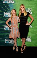 BRITTANY SNOW at 2015 CMT Music Awards Press Preview Day in Nashville