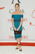 BRITTANY SNOW at CFDA Fashion Awards 2015 in New York