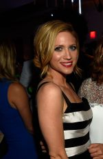 BRITTANY SNOW at CMT Music Awards After Party in Nashville