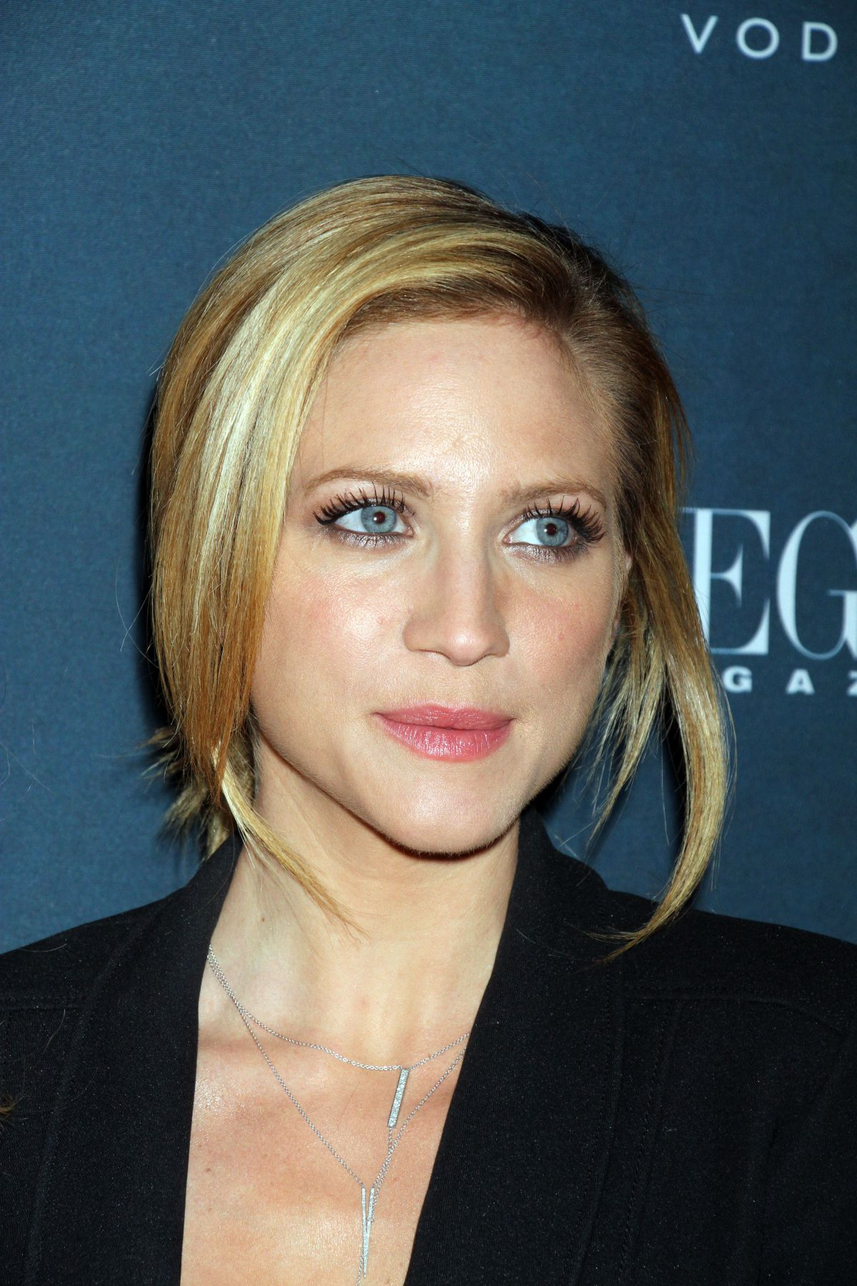 BRITTANY SNOW at Vegas Magazine's 12th Anniversary in ... Brittany Snow