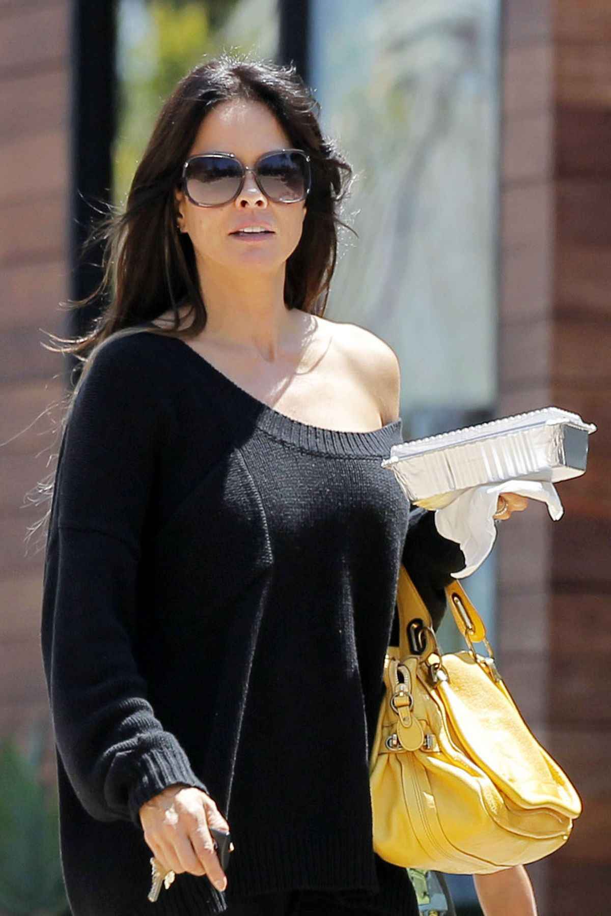 BROOKE BURKE Out and About in Malibu 06/05/2015