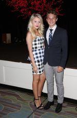 BROOKE SORENSON at Lambda Legal 2015 West Coast Liberty Awards in Beverly Hills
