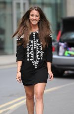 BROOKE VINCENT Out and About in Manchester 06/21/2015