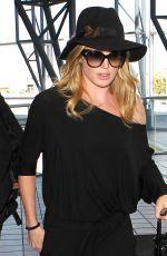 CAITY LOTZ at Los Angeles International Airport 06/05/2015