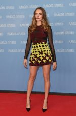 CARA DELEVINGNE at Paper Towns Photocall in Berlin