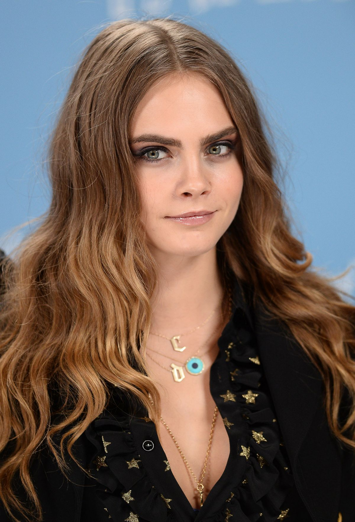 CARA DELEVINGNE at Paper Towns Press Tour in London ...