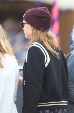 CARA DELEVINGNE at Summer Time Hyde Park Music Festival in New York