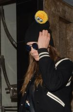 CARA DELEVINGNE Out in London 06/20/2015