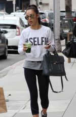CARA SANTANA Out in Beverly Hills 06/04/2015