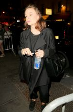CAREY MULLIGAN Night Out in New York 06/10/2015