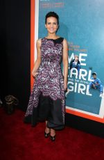 CARLA GUGINO at Me & Earl & The Dying Girl Premiere in Los Angeles