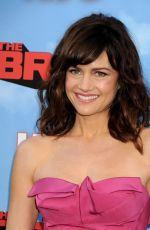 CARLA GUGINO at The Brink Premiere in Hollywood