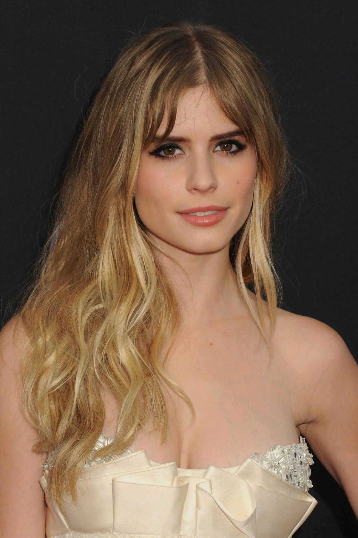 Carlson young nude good