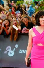 CARLY RAE JEPSEN at 2015 MuchMusic Video Awards in Toronto