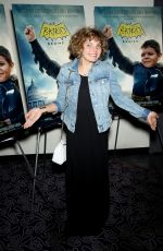 CAMREN NICONDOVA at Batkid Begins Precial Screening in New York