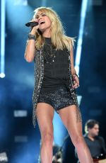 CARRIE UNDERWOOD Perfprms at CMA Festival, Day 3