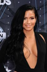 CASSIE VENTURA at 2015 BET Awards in Los Angeles