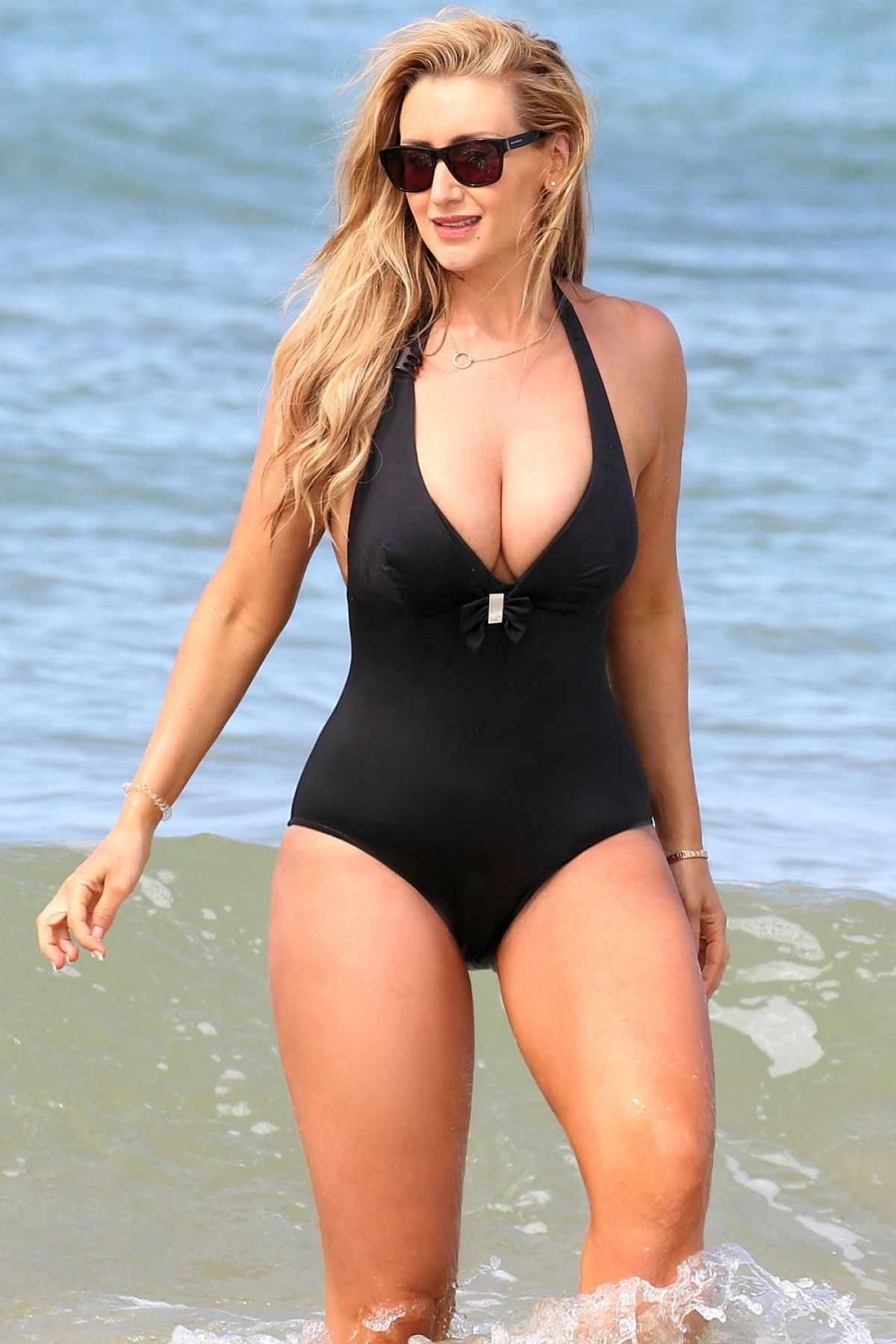 CATHERINE TYLDESLEY in Swimsuit