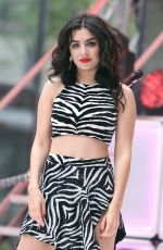 CHARLI XCX at Today Show Concert Series in New York