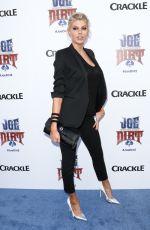 CHARLOTTE MCKINNEY at Joe Dirt 2: Beautiful Loser Premiere in Culver City