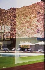 CHARLOTTE MCKINNEY in Venice Magazine, Summer 2015 Issue