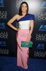 CHELSEA PERETTI at 5th Annual Critics Choice Television Awards in Beverly Hills