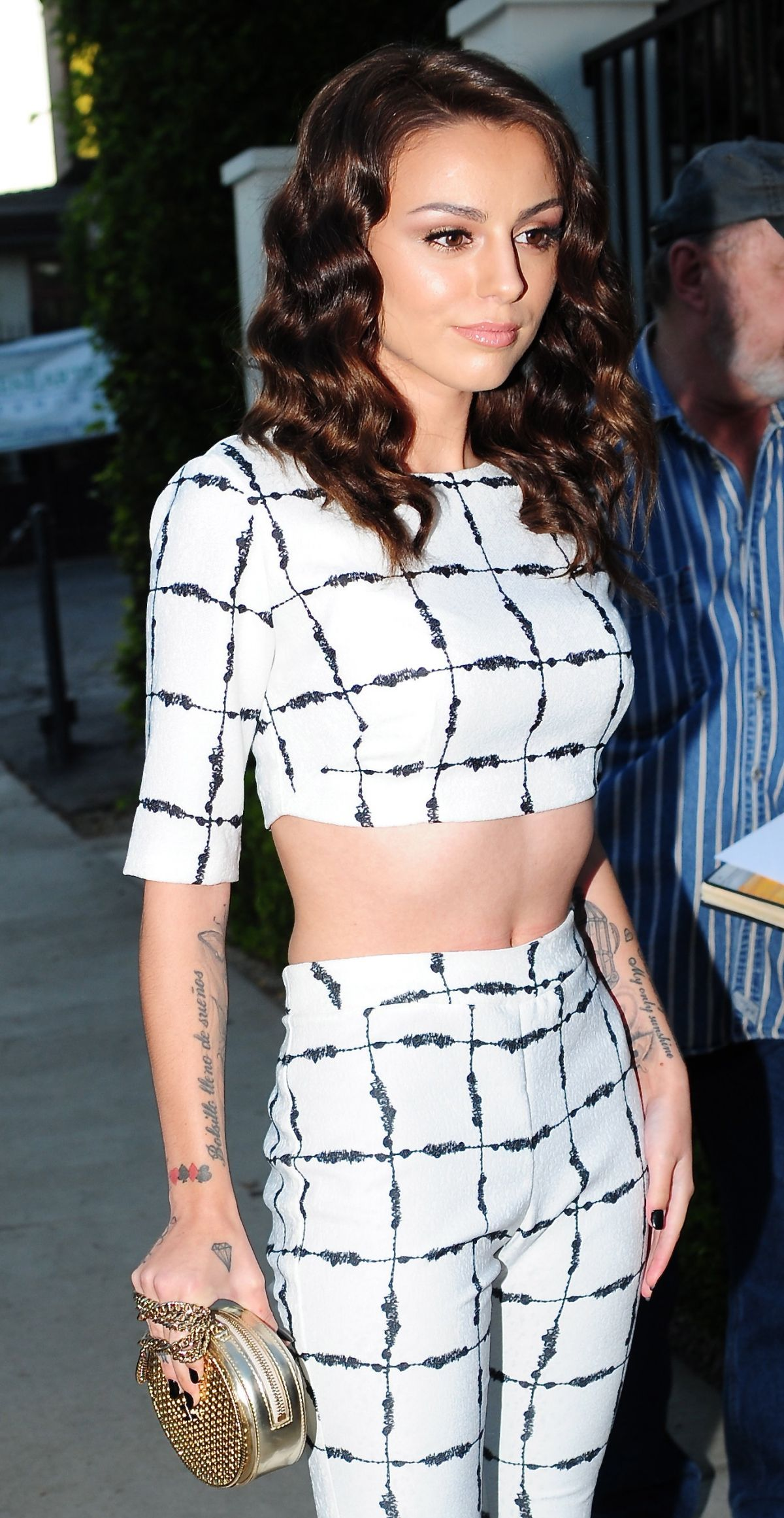 CHER LLOYD at bcbgeneration Party Like a Gengirl Summer Solstice Party in West Hollywood