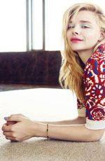 CHLOE MORETZ in Vogue Girl Magazine, July 2015 Issue