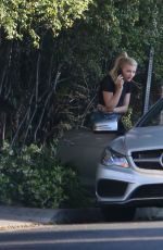 CHLOE MORETZ Out and Abour in Los Angeles 06/03/2015