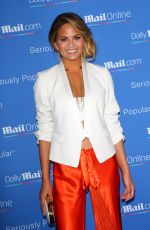 CHRISSY TEIGEN at dailymail.com Seriously Popular Yacht Party in Cannes