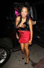 CHRISTINA MILIAN Arrives at Playhouse Club in Hollywood 06/04/2015