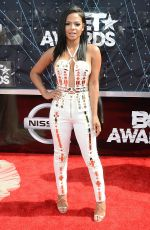 CHRISTINA MILIAN at 2015 BET Awards in Los Angeles