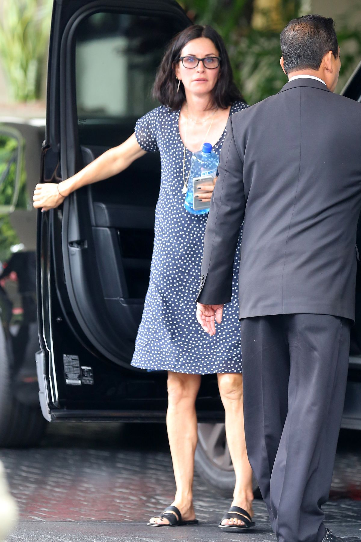 Courtney Cox Out And About In Beverly Hills 06 04 2015