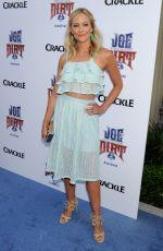 CYNTHIA DANIEL at Joe Dirt 2: Beautiful Loser Premiere in Culver City