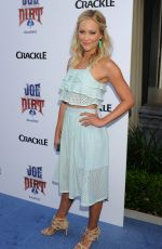 CYNTHIA DANIEL at Joe Dirt 2: Beautiful Loser Premiere in Culver City
