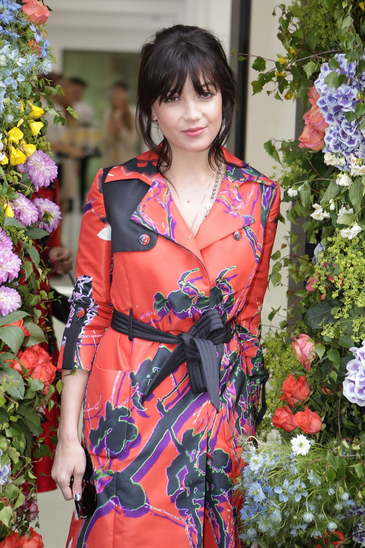 DAISY LOWE at Gounden Flagship Store Opening in London