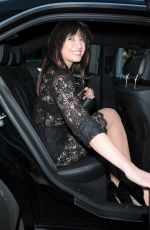DAISY LOWE Out and About in London 06/04/2015