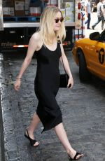 DAKOTA FANNING Out and About in New York 06/08/2015