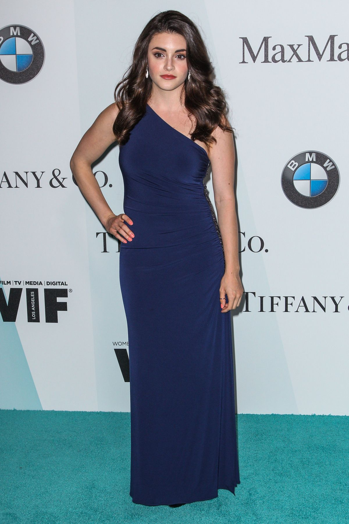 DANIELA BOBADILLA at Women in Film 2015 Crystal+Lucy Awards in Century City