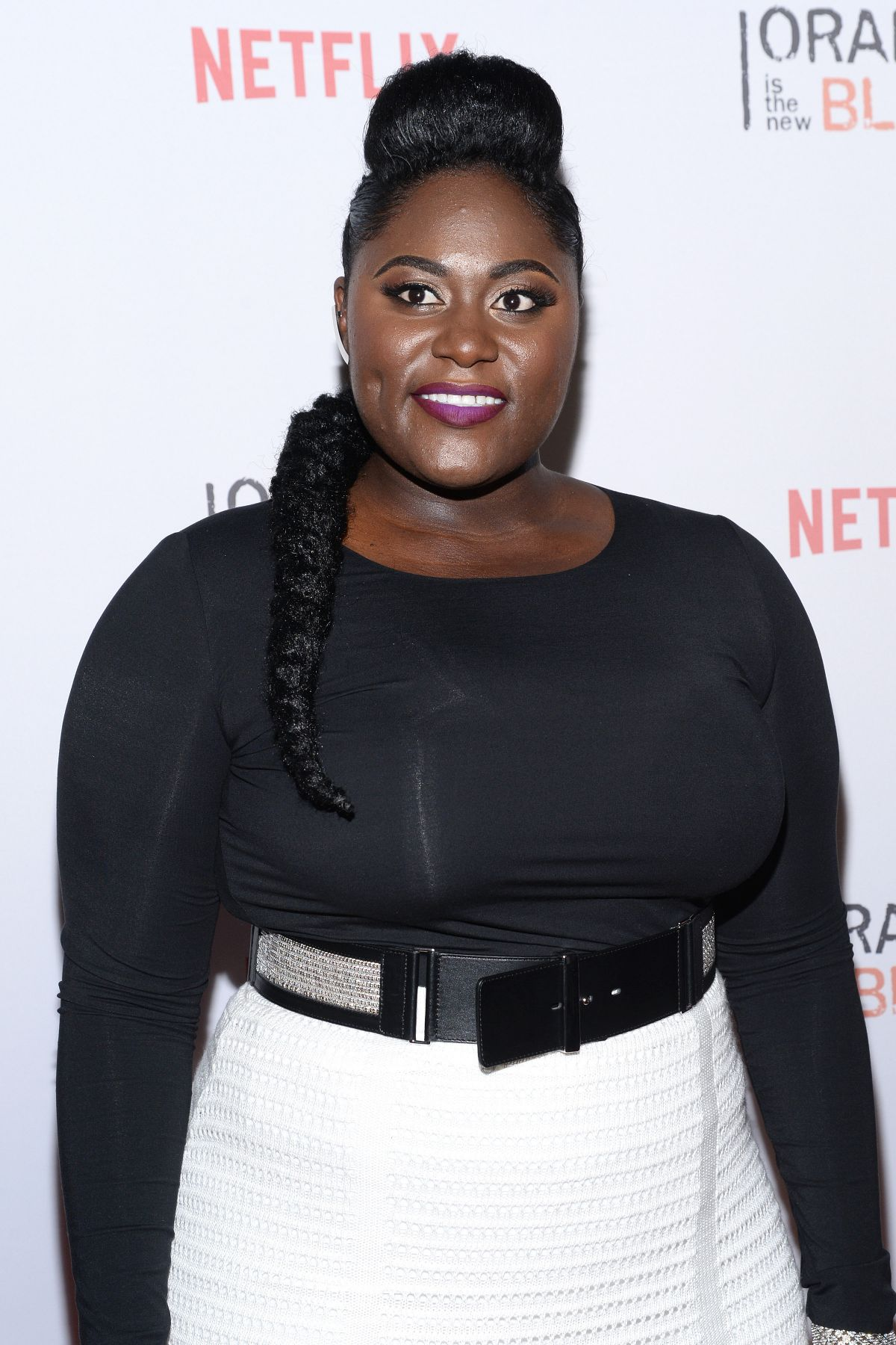 DANIELLE BROOKS at Orangecon Fan Event in New York