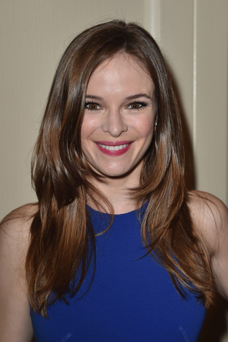 DANIELLE PANABAKER at Thewarp's 2015 Emmy Party in West Hollywood