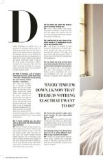 DANIELLE PANABAKER in Da Man Magazine, June 2015 Issue