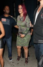 DASCHA POLANCO Leaves Hooray Henry