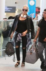 DEBBY RYAN at Pearson Airport in Toronto 06/20/2015
