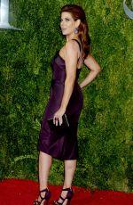 DEBRA MESSING at 2015 Tony Awards in New York
